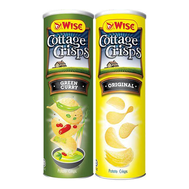 Wise Cottage Assorted (2Cans x 100g) (KL & SL Delivery Only)