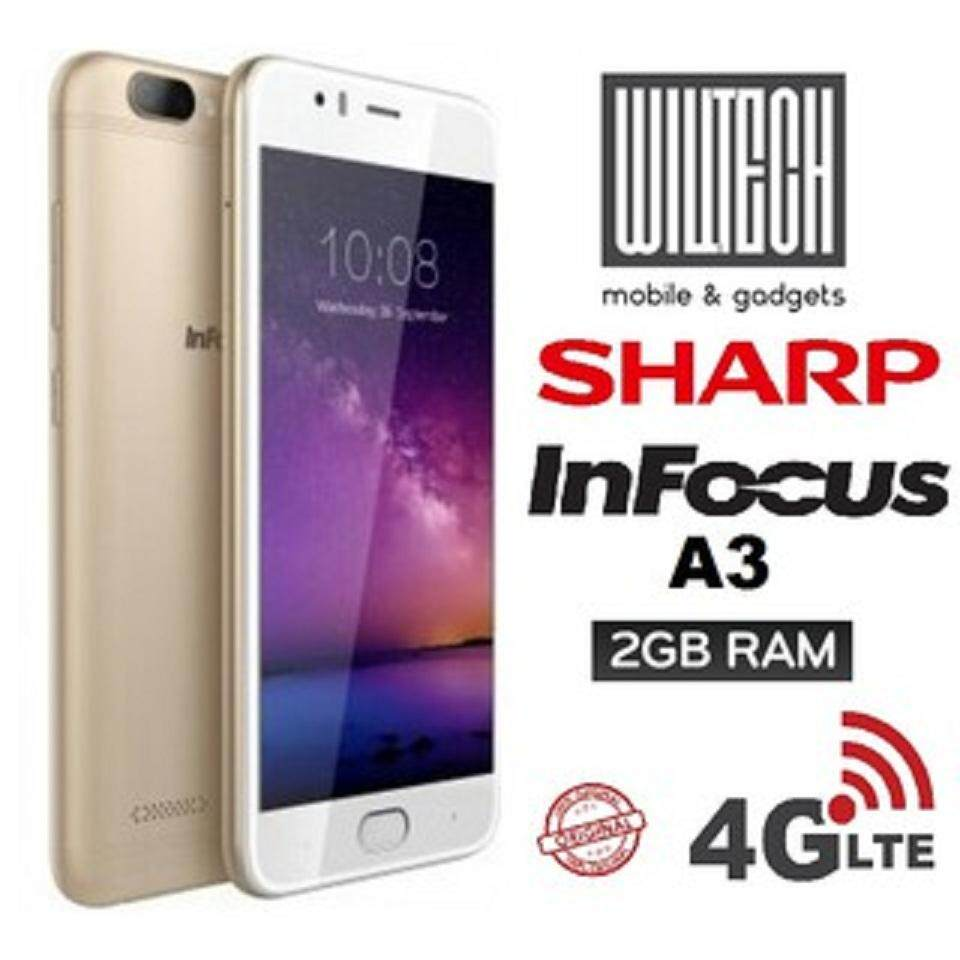 Sharp A3(2gb+16gb)4G LTE Fingerprint LED