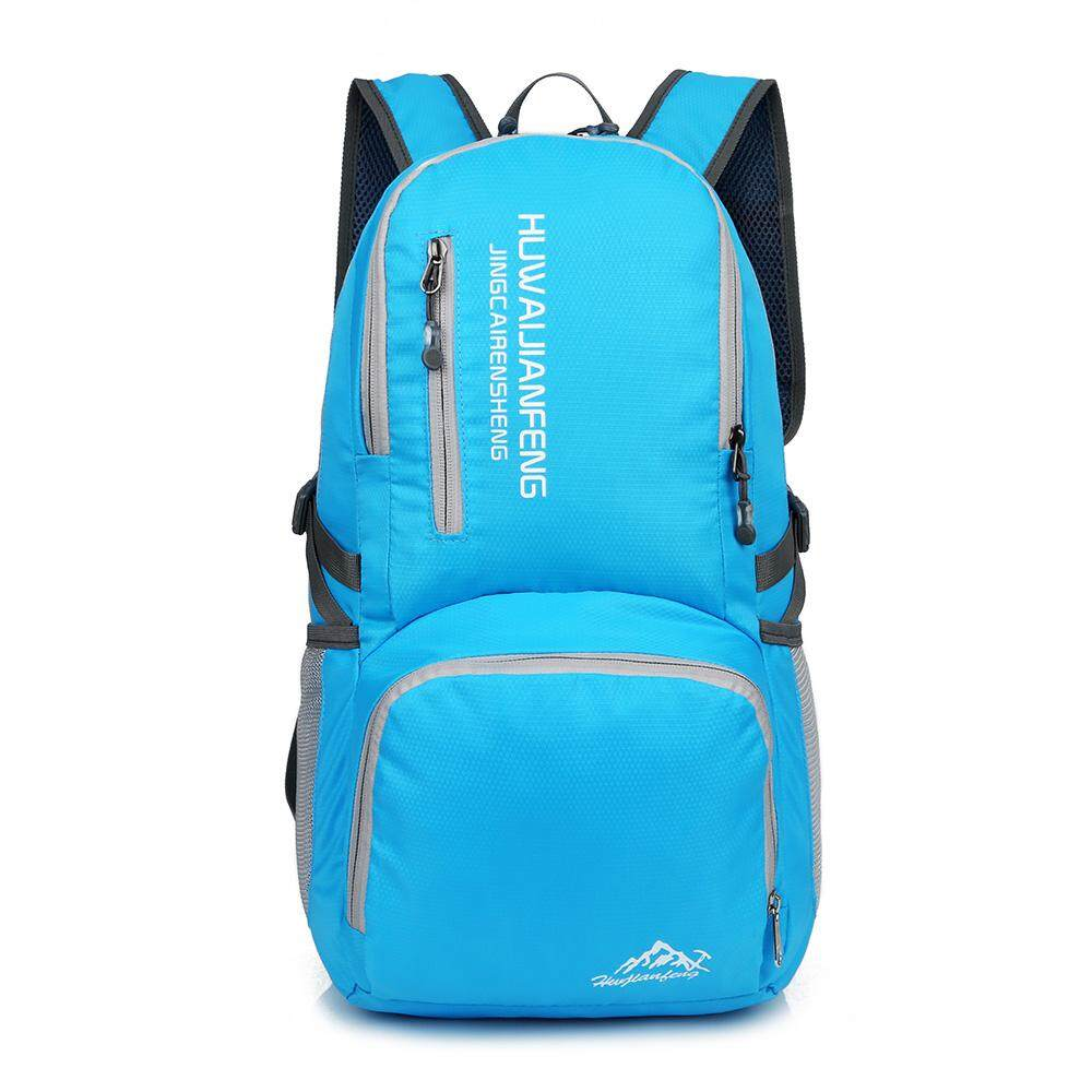 caa71a9d03 30L Ultralight Handy Travel Backpack Water Resistant Backpack Hiking  Daypack Lightweight Foldable Bag for Camping Outdoor