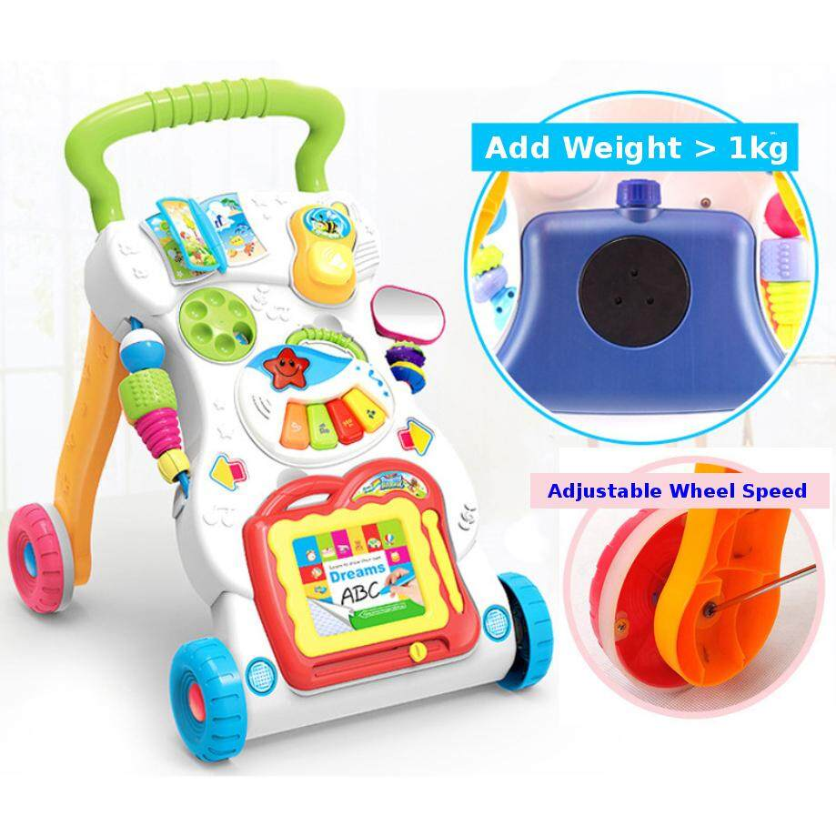 Walkers Buy At Best Price In Malaysia Chicco Musical Box Rabbit Blue With Gift Free Shipping 4 1 Children Music Walker Baby Learn Walk Stand Trolley Include