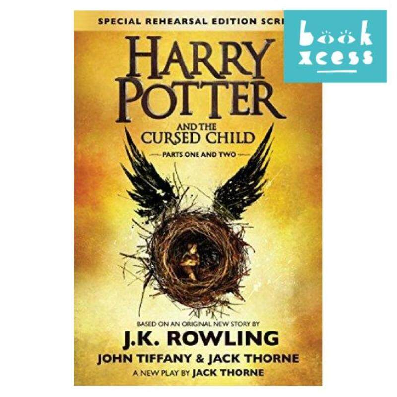 Harry Potter and the Cursed Child - Part One and Two (HB) Malaysia