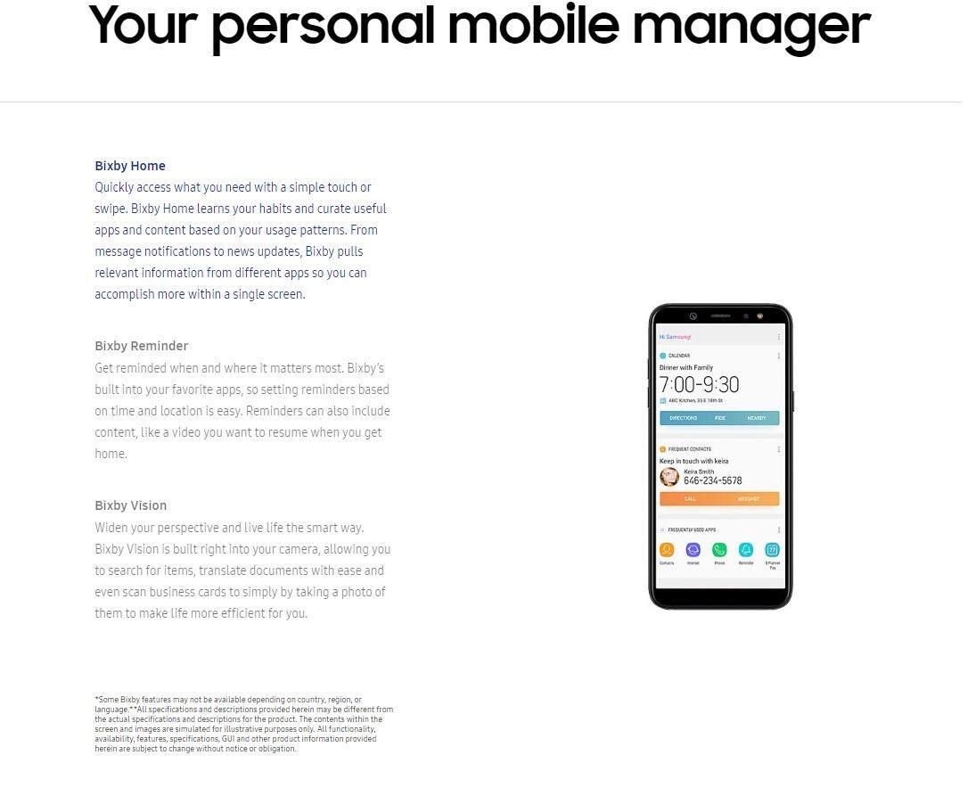 [FREE SHIPPING] Samsung Galaxy A6 (2018) [Dual SIM / 3GB RAM / 32GB ROM /  4G LTE] (100% Malaysia Set)