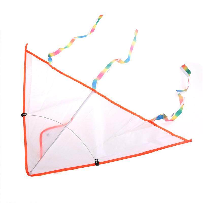Diy Painting Kite Foldable Outdoor Beach Kite Children Kids Sport Toys By Beautiful Speace.