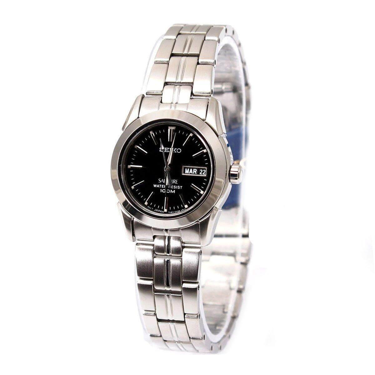 Seiko Buy At Best Price In Malaysia Srpb01 Quartz Silver Titanium Case Bracelet Ladies Sxa099p1