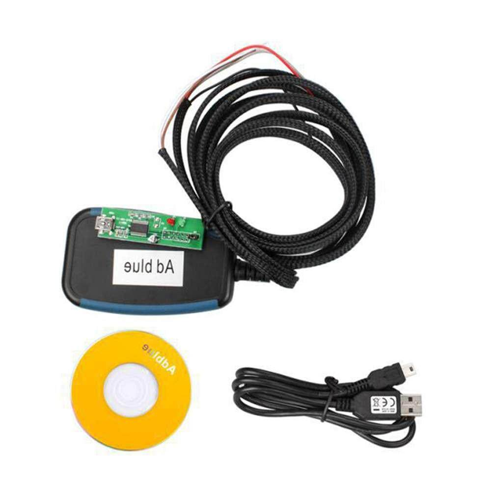 Zloyi 7 In 1 New Adblue Emulation Module Truck Remove Tool By Zloyi.