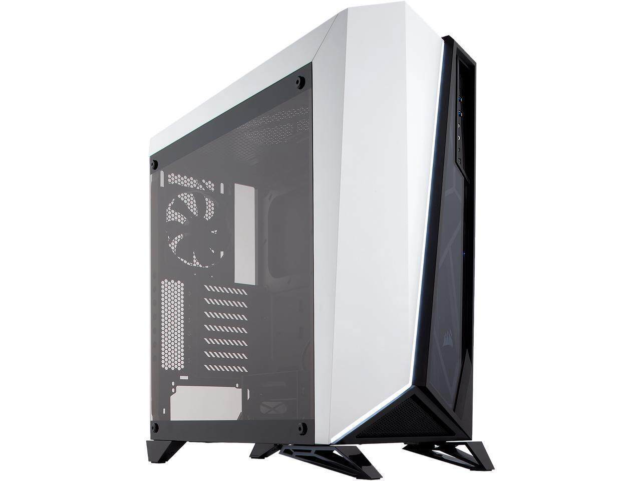 # CORSAIR Carbide Series® SPEC-OMEGA Tempered Glass Mid-Tower ATX Gaming Case # Black/White | Black/Red Malaysia