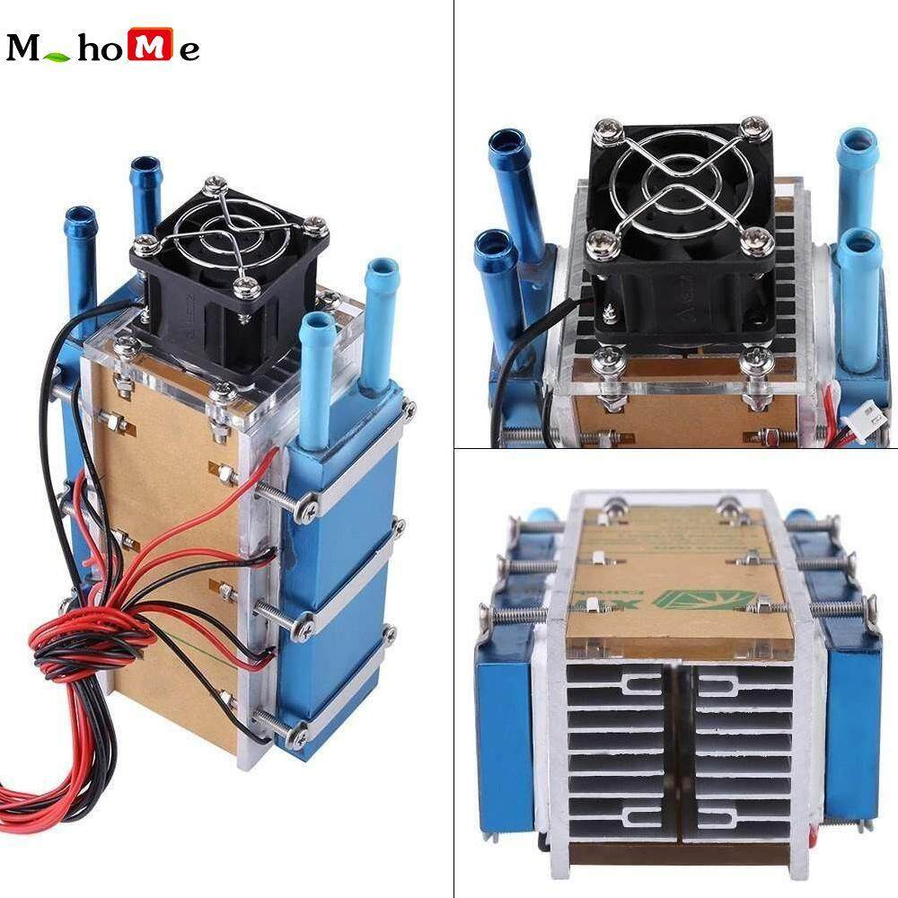 M_home 12V 360W 6-Chip Air Cooling Device Semiconductor Refrigeration Cooler DIY Radiator One Piece Malaysia