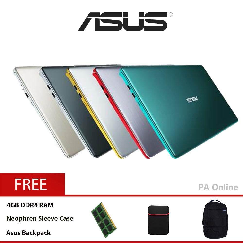 Asus Vivobook S15 S530U-NBQ326t -8GB /Intel Core i5-8250u/8GB/128GB+1TB/15.6 FHD/2GB NVD MX150/Win 10 Malaysia