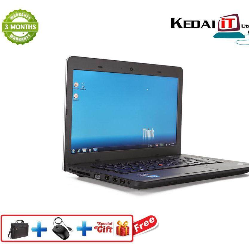 Lenovo Traditional Laptops for the Best Prices in Malaysia