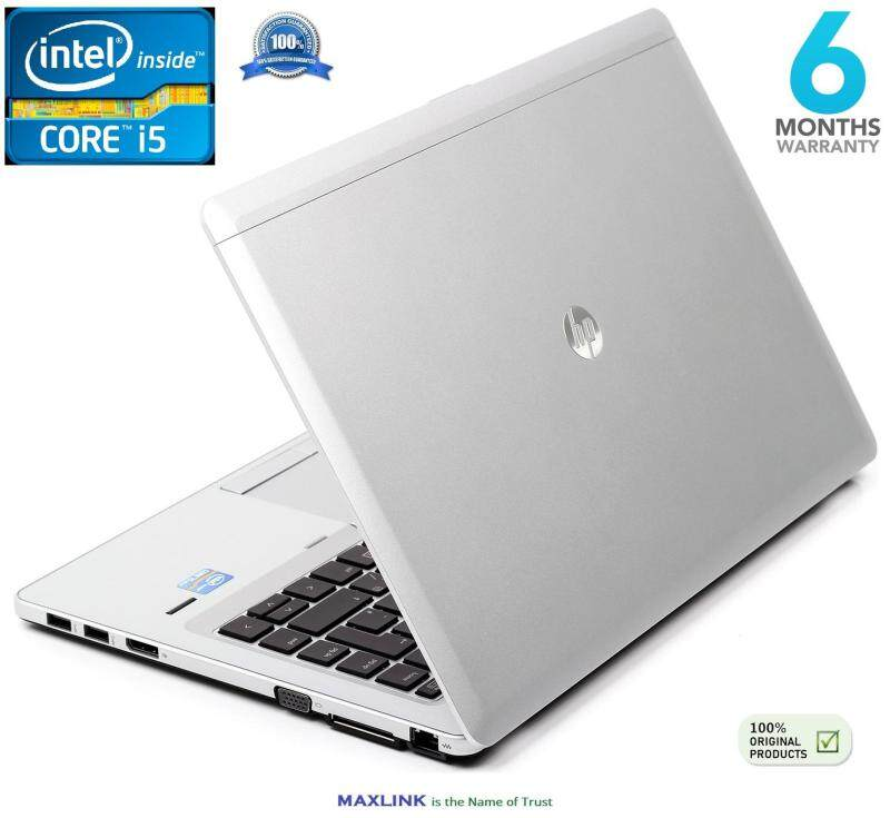 HP ELITEBOOK FOLIO 9470M - 14 - CORE i5 3437U - Windows 7 Pro - 8 GB RAM - 256 GB SSD [Australia Import] [REFUB] Malaysia