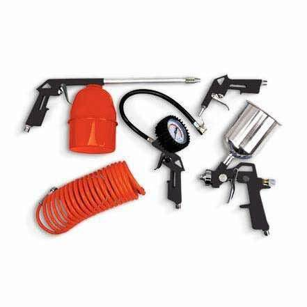 Daewoo 5 Pcs Kit 5pcs Pneumatic Air Tool Kit Set