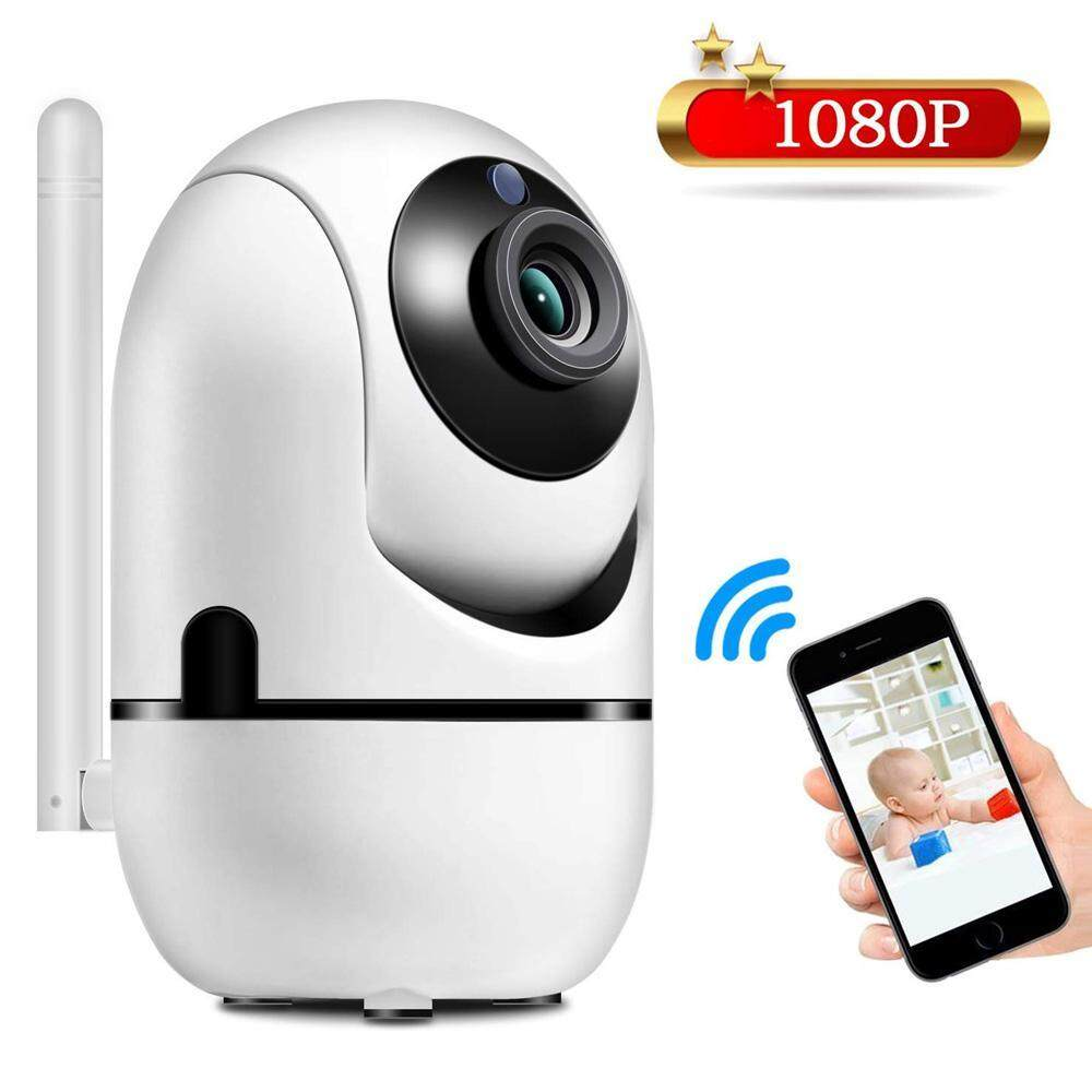 Ip Cameras Buy At Best Price In Malaysia Lazada View Mobile Dvr With Shock Sensor And Wifi Ptz Controller Adapter Eenten Home Security Wireless Camera Automatic Tracking Intelligent Network Hd Surveillance
