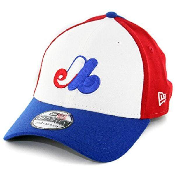 a4a324474 canada new era as original cap 788a0 5e084; where to buy new era mlb  montreal expos cooperstown team classic 39thirty stretch fit cap white