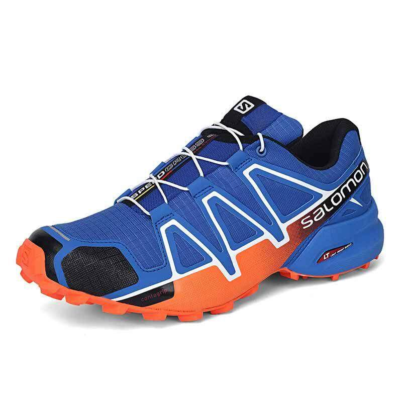 Timed Promotions Authentic SALOMON Speedcross 4 Shoes Running and Hiking  Sneakers Speed Cross 4 Mens Size 4d2643a2f9