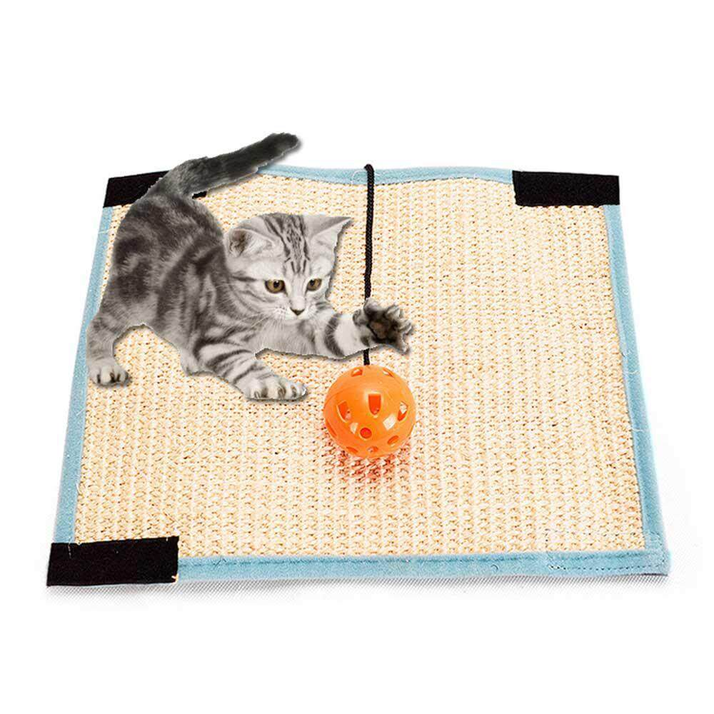 Leegoal Cat Scratching Pads Cat Scratch Post Scratching Pad For