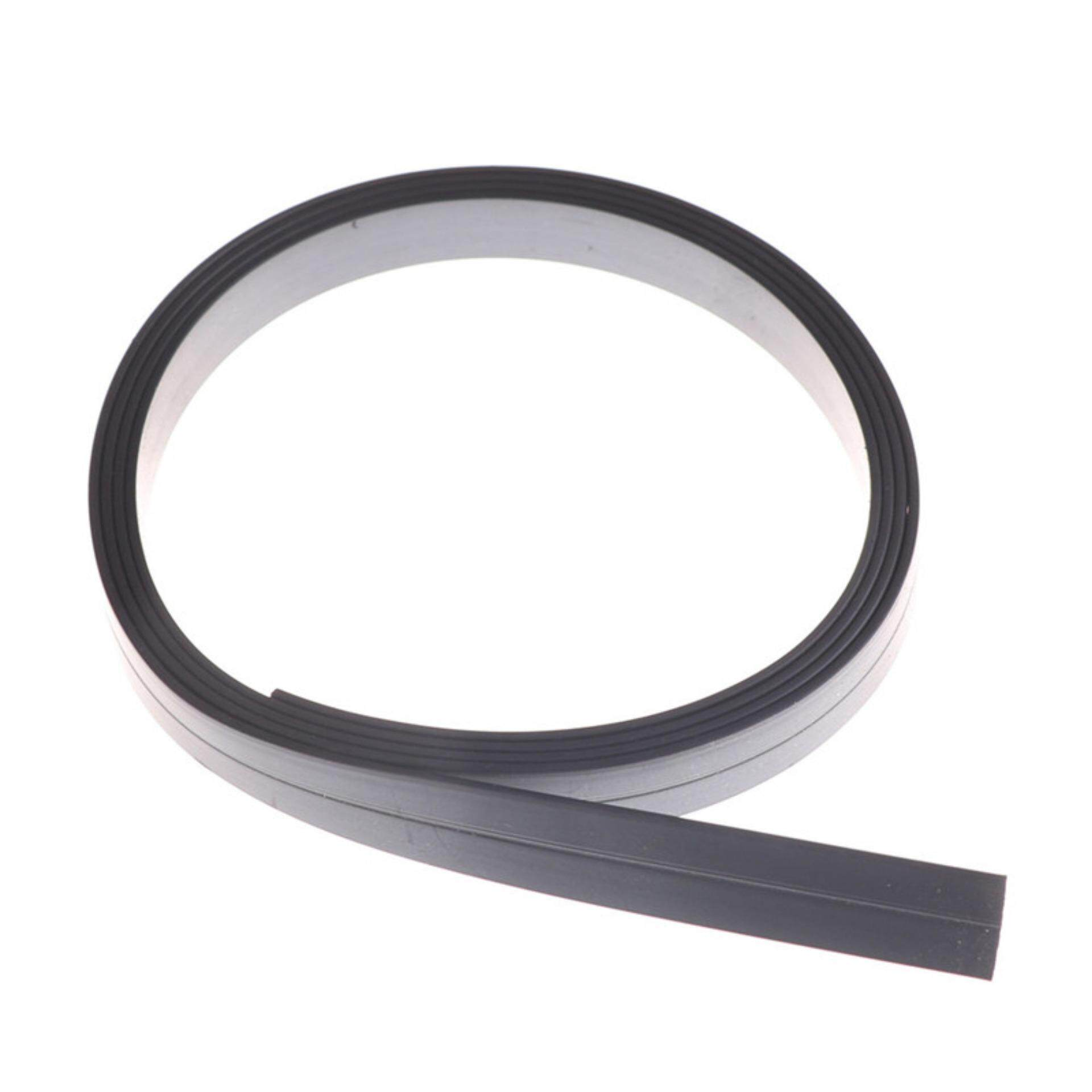 1m Rubber Magnetic Stripe Flexible Magnet Diy Craft Tape 10*1.2mm By Crystal Wave.