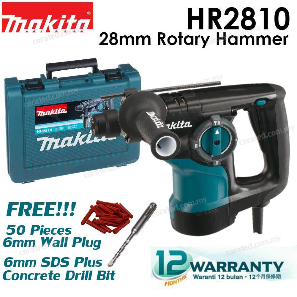 [CORATED] Makita HR2810 Rotary Hammer