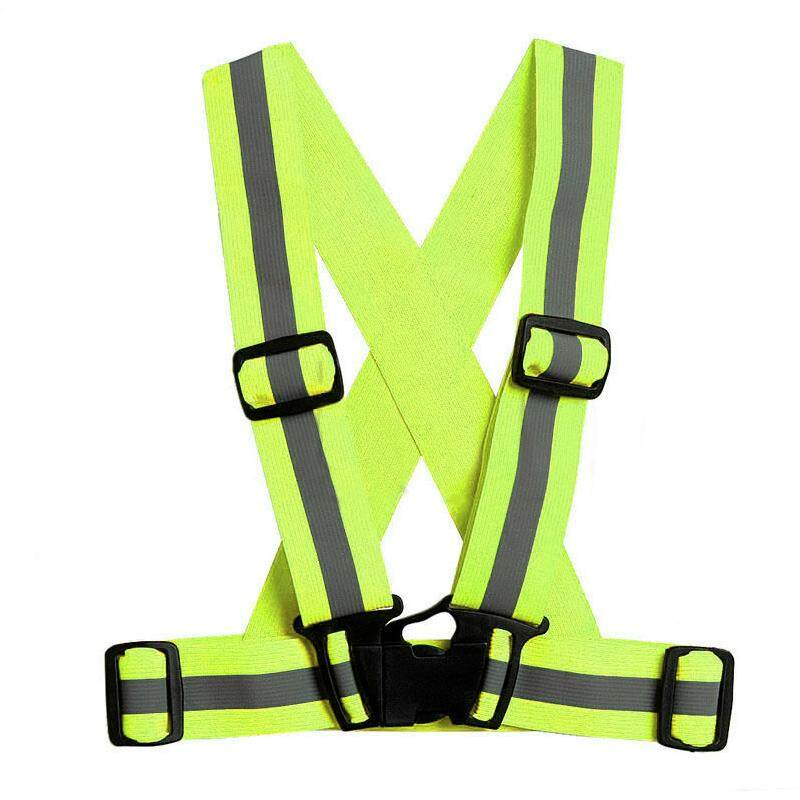 ❤️Cutiebaby Kids Adjustable Safety Security Visibility Reflective Vest Gear Stripes Jacket