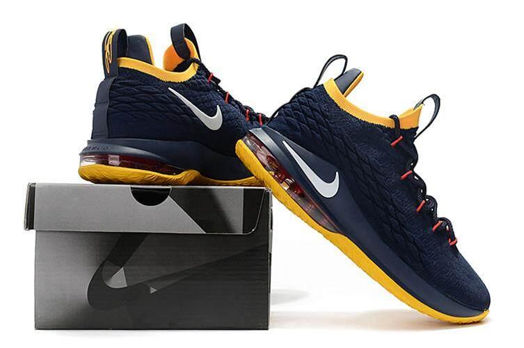 buy popular 6b0fd 1d0f1 Nike Official LeBron James LeBron XV LeBron 15 EP Low Top MEN Basketaball  Shoe LBJ Grey
