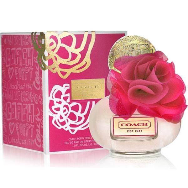 Coach health beauty fragrances price in malaysia best coach coach poppy freesia blossom perfume by coach for women mightylinksfo