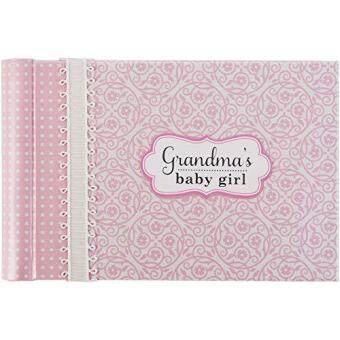 Bandingkan Cr Gibson Grandmas Brag Book Baby Girl 20 Page Photo