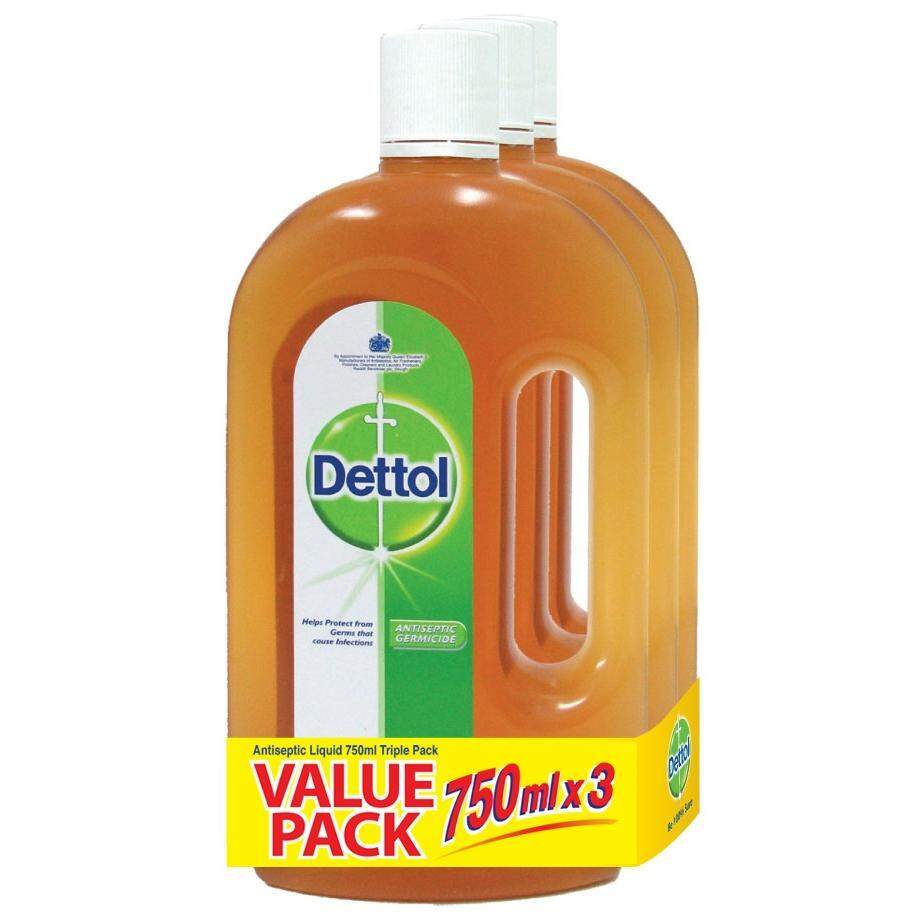 Dettol Anti Bacterial Mould And Mildew Remover 750 Ml Pack Of 3 Kit Leather Care 275 Reckitt Benckiser