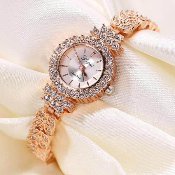 Inesshop LVPAI  Vente chaude De Mode De Luxe  Femmes Montres Femmes Bracelet Montre Watch Malaysia
