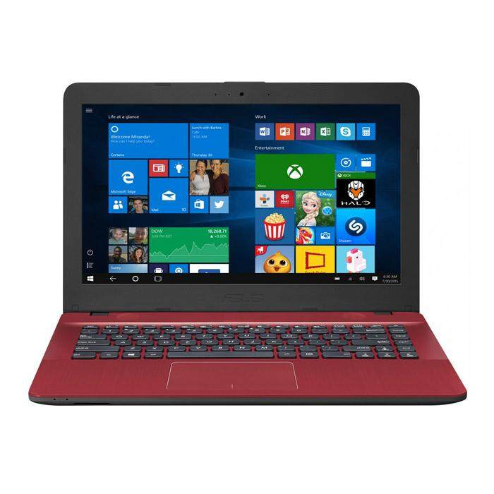 ASUS X441M-AGA043T RED (INTEL N4000/4GB/500GB/14W10/1YR) Malaysia
