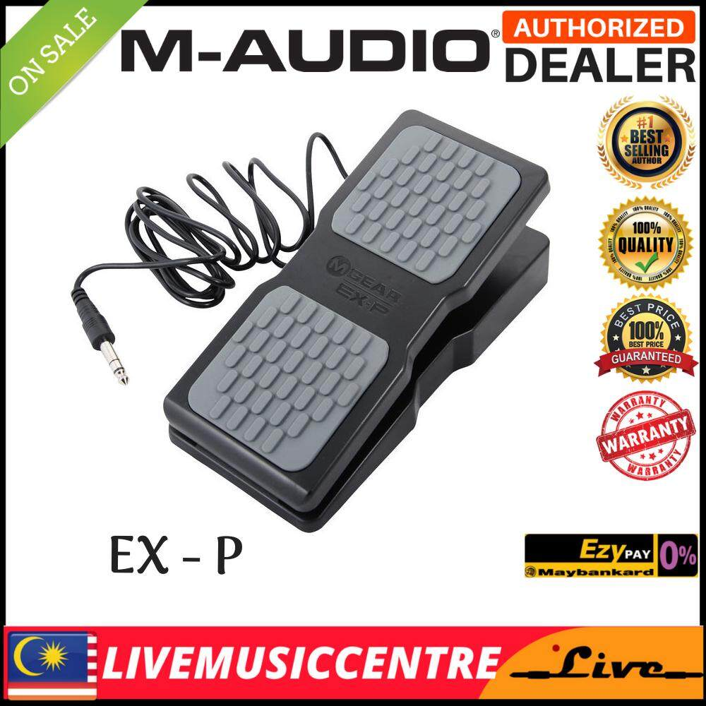 M-Audio EX-P Expression Controller Pedal For Most Keyboard (EXP)