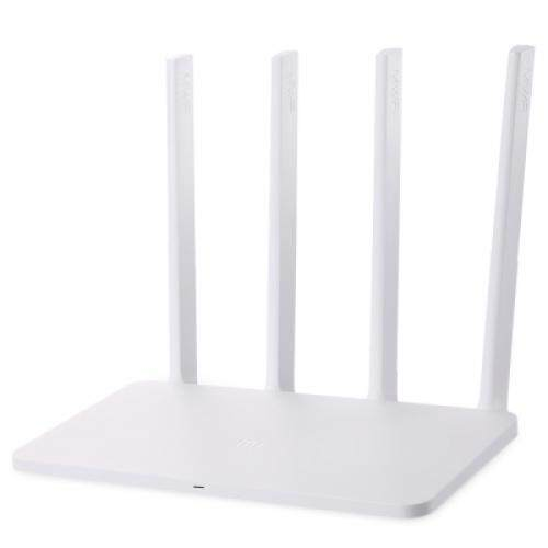 Original Xiaomi Mi 300mbps 2.4ghz Wifi Router 3c Signal Booster With 4 Antenna English Version (white) By Starlish.