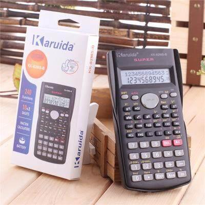 Casio Kalkulator 12 Digits Mx 12b Daftar Harga Terlengkap Indonesia Source · KARUIDA Scientific Calculator Multi Function Calculator Students Calculator ...