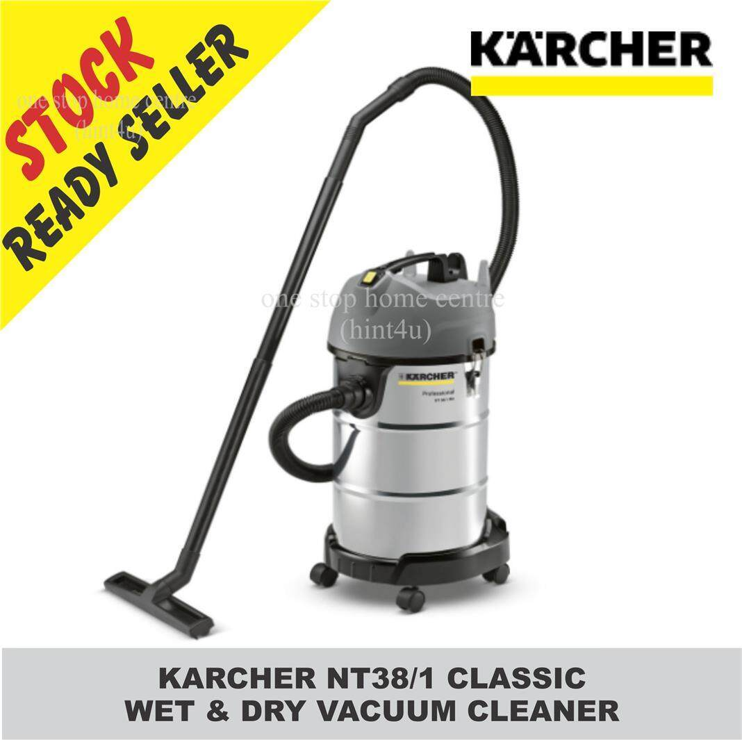 Karcher ( 14285310 ) NT 38/1 Classic Wet And Dry Vacuum Cleaner