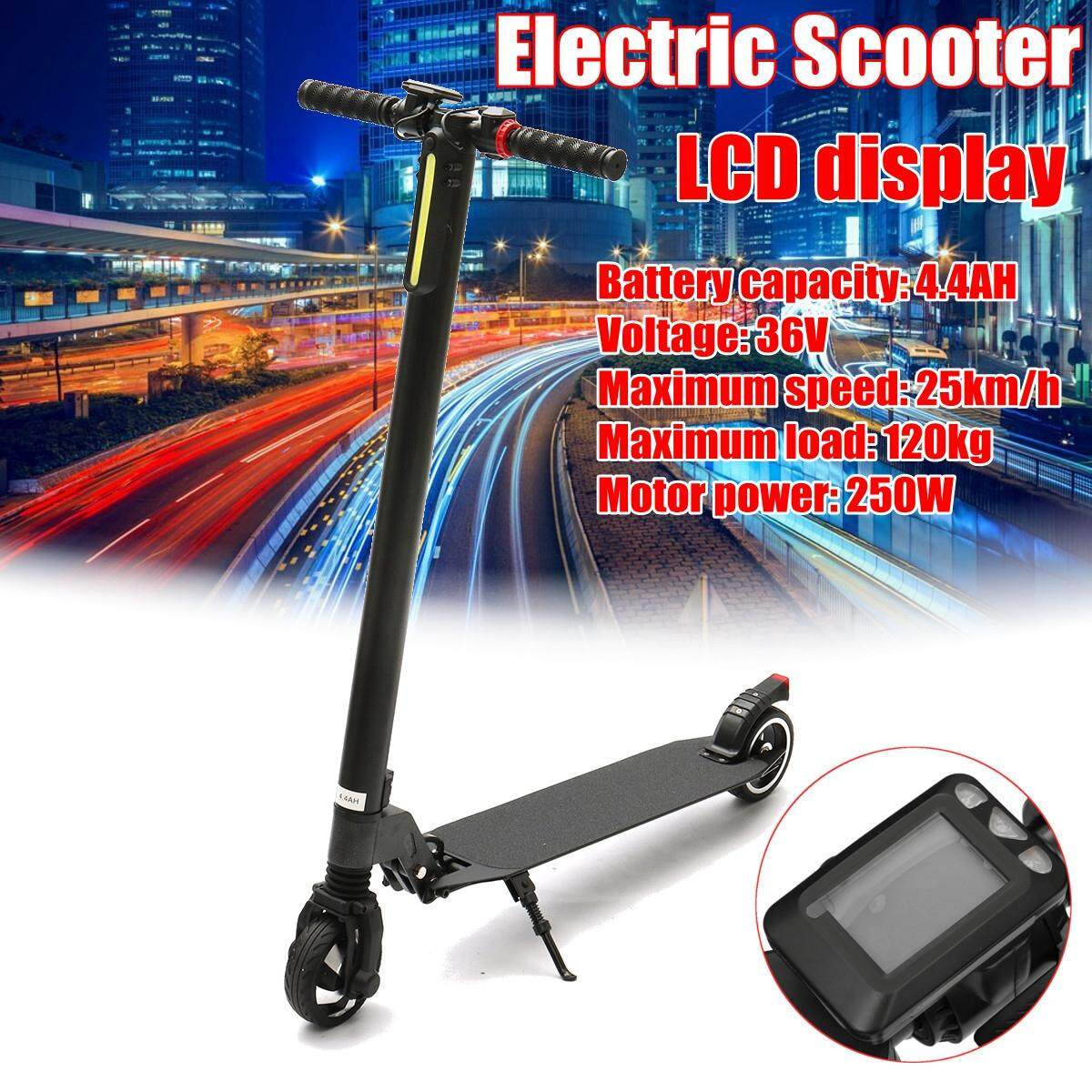 250w Electric Scooter Ultralight Folding Kick Scooter Outdoor Ride Exercise Au By Freebang.
