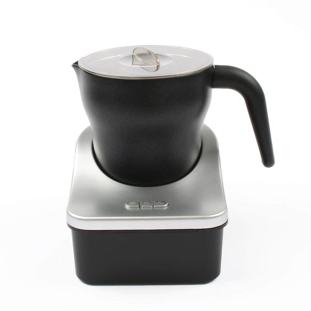 250ML Automatic Induction Milk Frother Coffee Foam Maker Milk Heating Chocolate Fondue Melt Machine