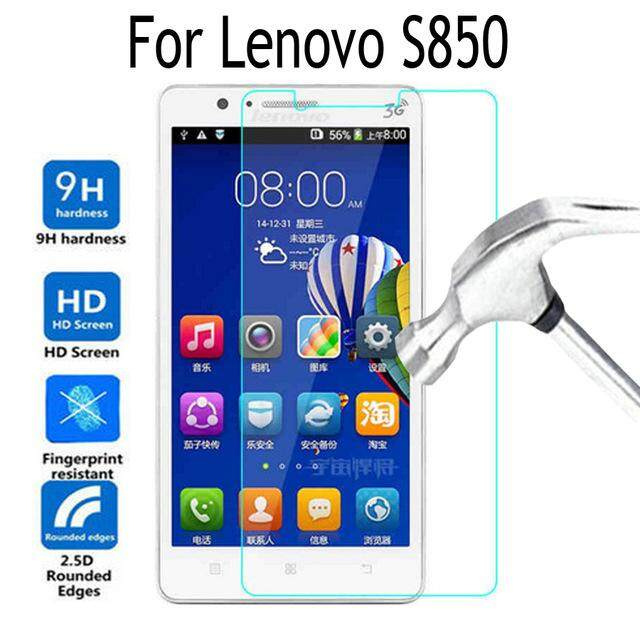 Lenovo S850 High Quality Tempered Glass Screen Protector