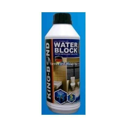 King-Bond  Water Block C  Water Repellent Solution (1L)