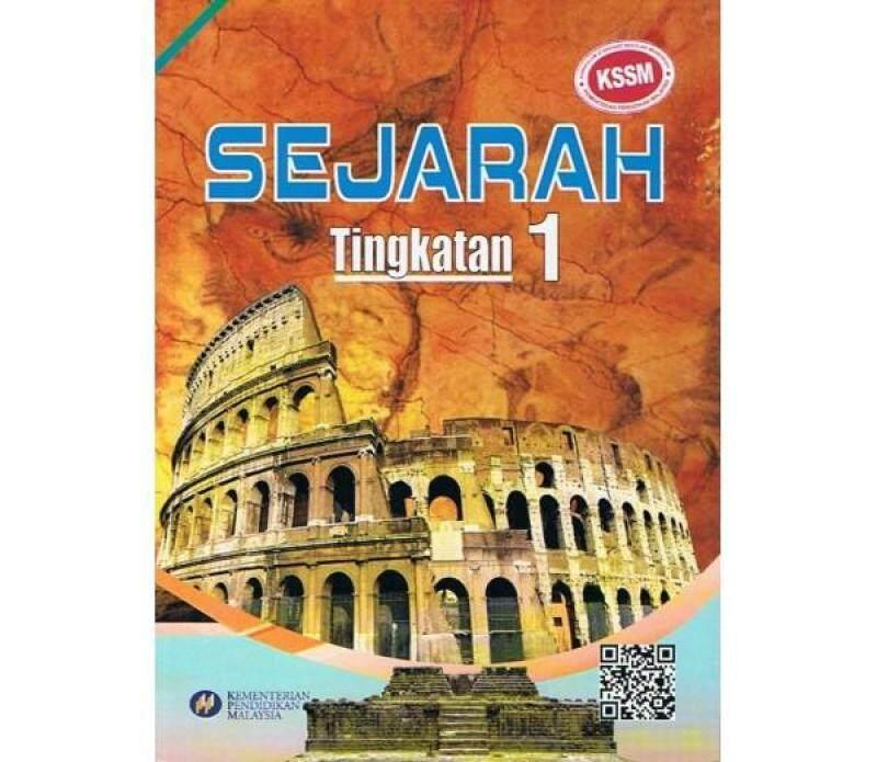 Buku Teks Sejarah Tingkatan 1 Malaysia