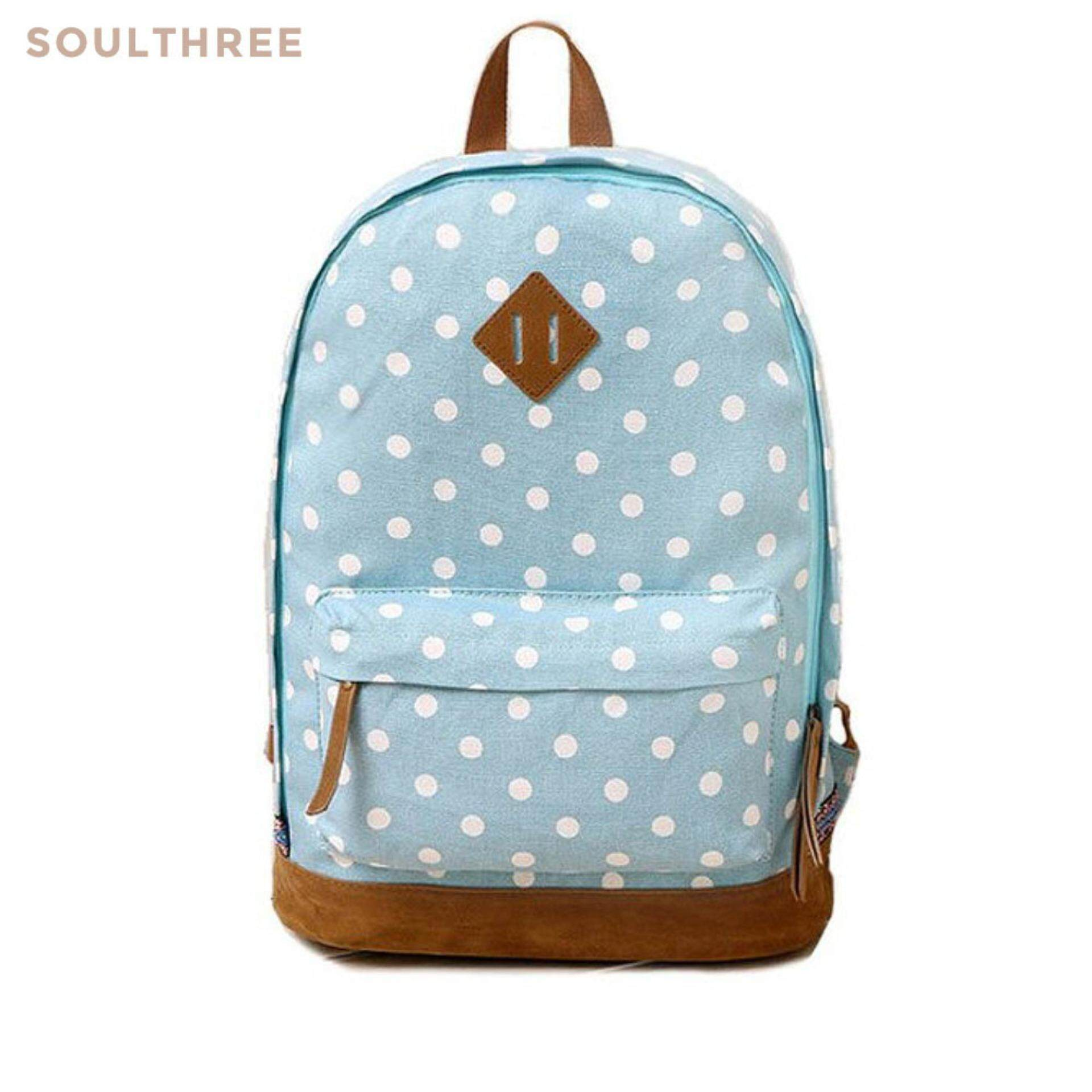 Women Backpacks Buy At Best Price In Malaysia Tas Ransel Distro Backpack Traveling Lots Of Pockets Mossimo Supply Co Us Imported Denim Polka Dots Canvas Print Lash Tab Patch Casual School