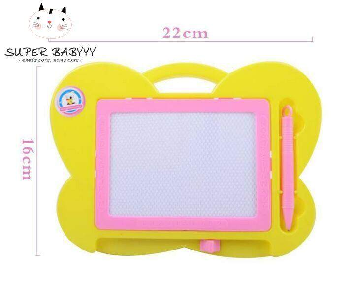 Sby Magic Drawing Writting Preschool Kid Child Toy Magnetic Sketchy Tablet Board By Super Babyyy.