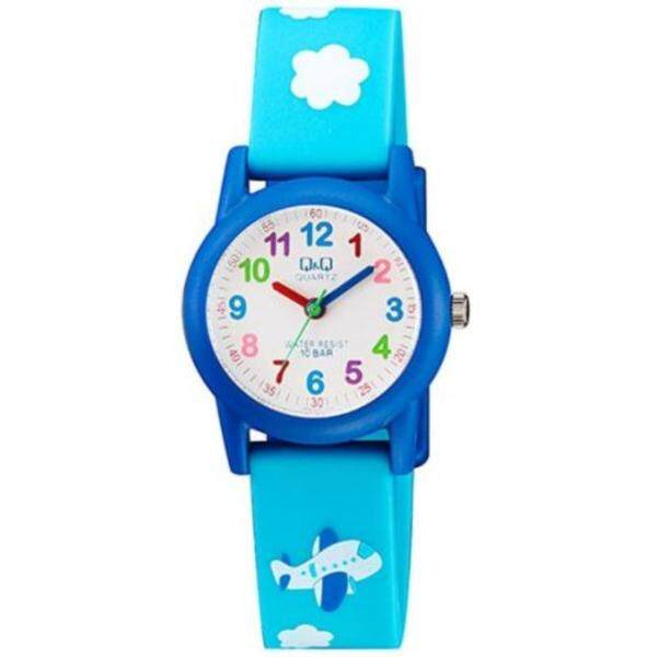 [1 YEAR WARRANTY] Q&Q by Citizen VR99J005Y COLORFUL ANALOGUE kid/teen watch Malaysia