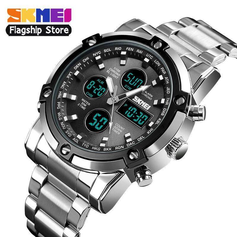 ... LED Digital Waterproof Wristwatches Jam tangan. Source · Shop .