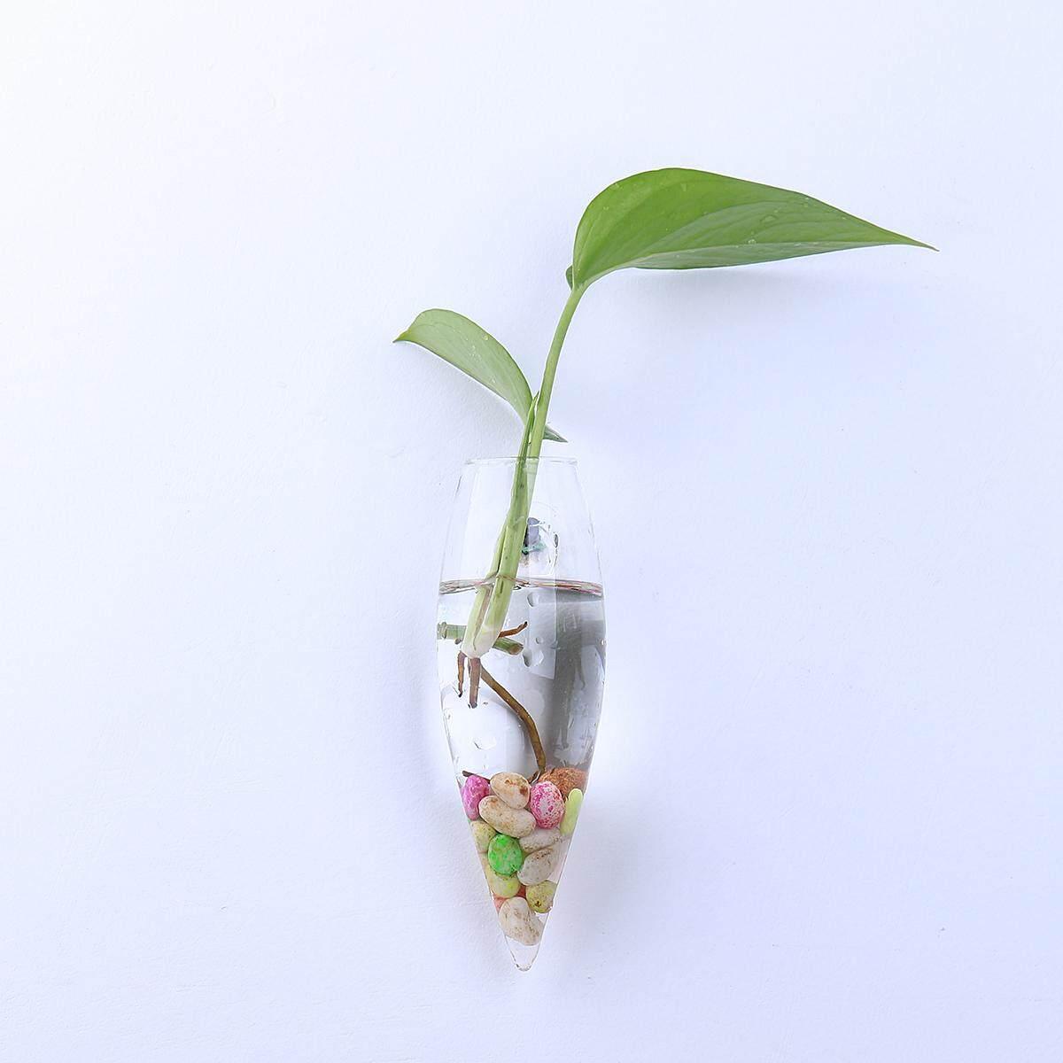 1x kaca vas bunga gantung
