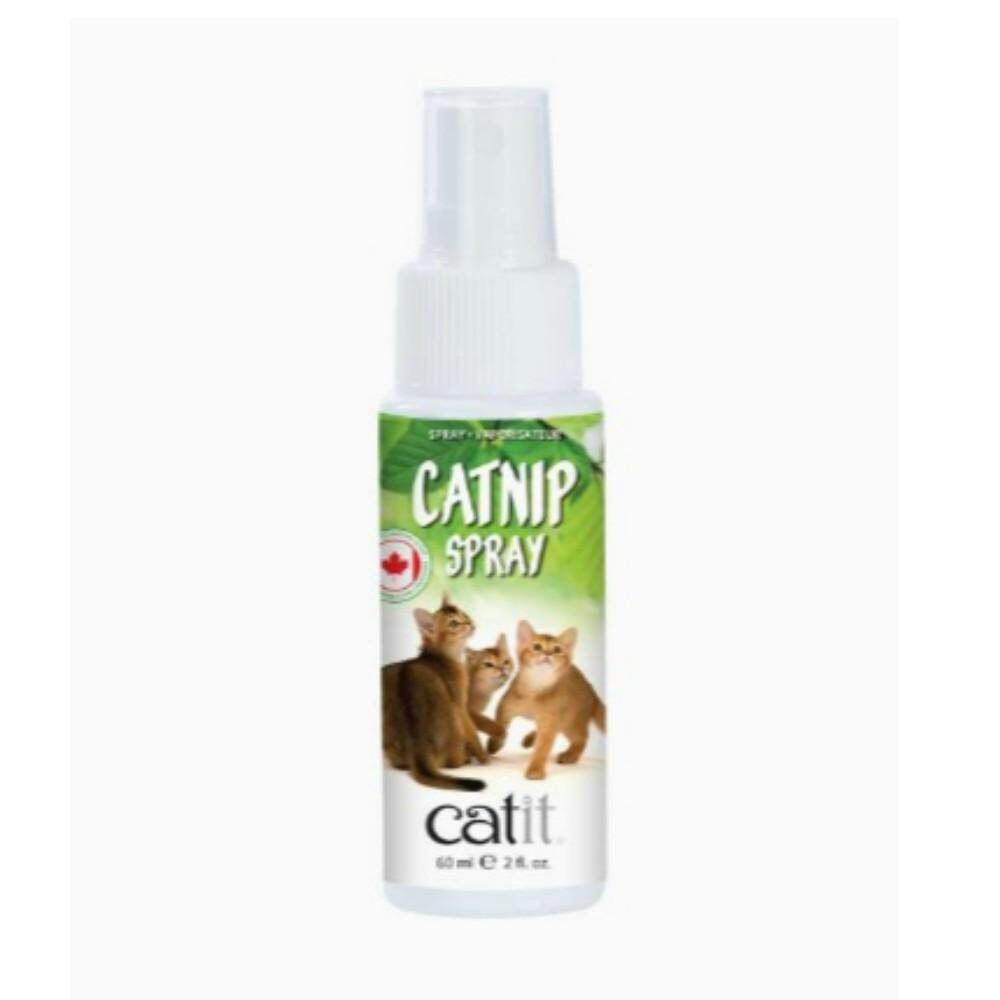 Catit Senses 2.0 Catnip Spray - 60ml By Ace Story Malaysia.