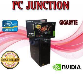 NEW Core i7-6700K,8GB DDR4 RAM,200GB SSD,1TB H.DD,GRAPHICS ZOTAC 1060 6GB DDR5 Gaming Pc