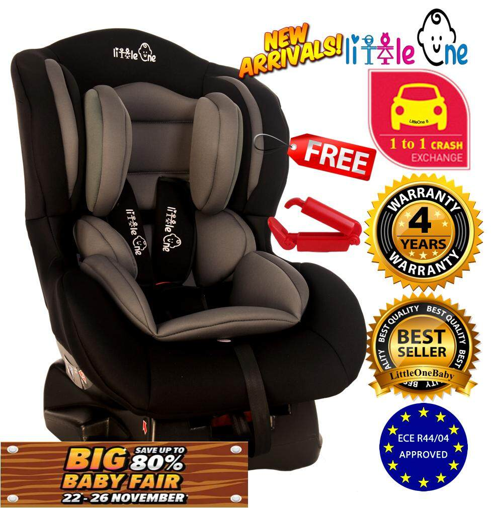 Little One Exclusive CSB Convertable Baby Car Seat For New Born To 5 Years Old BEST