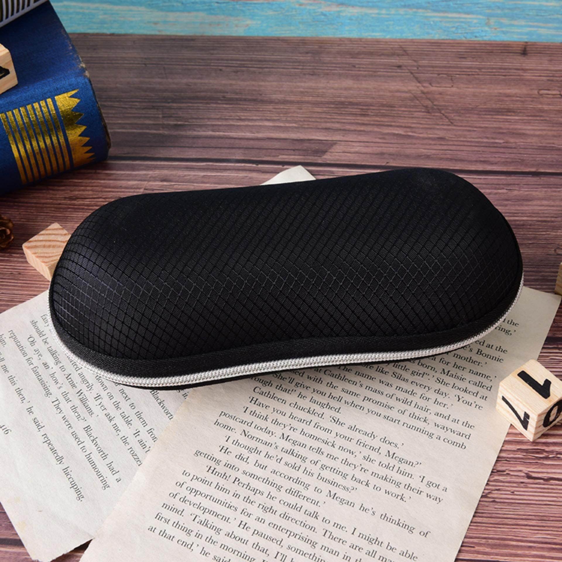 7fc11809617 Eyewear Cases Cover Sunglasses Case For Women Glasses Box Zipper Sunglasses  Case