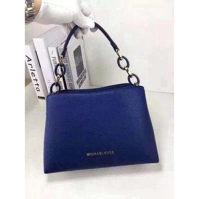 Premium Quality Mk Portia Saffiano Leather Bag Tote Sling