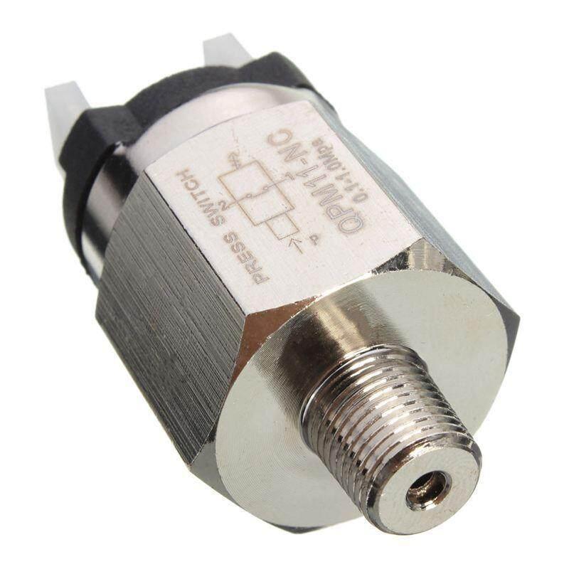 Reliable 1/8 inch Port Adjustable Diaphragm Type Pressure Switch Nozzle QPM11-NC