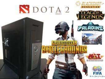 Gaming Pc Intel Xeon E 5440 GTX 650 1GD5 4 GB RAM 500 GB Hardisk & 120 SSD