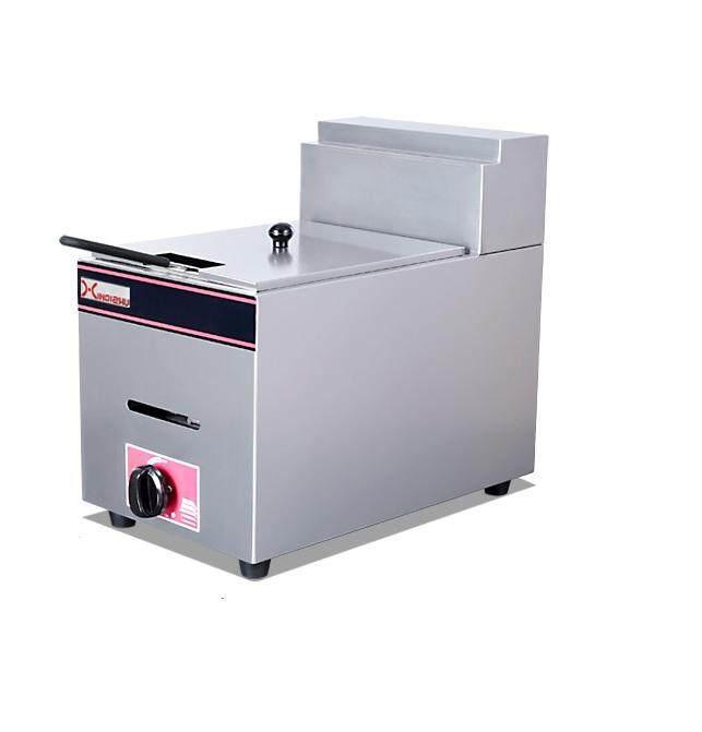 Single Gas Deep Fryer 6liter By Convenie Store.